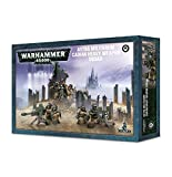 Games Workshop Warhammer 40,000 Cadian Heavy Weapon Squad