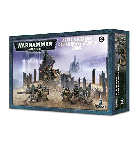 Imperiale Armee Cadianischer Waffenteamtrupp (Box) [47-19]