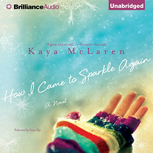 How I Came to Sparkle Again audiobook cover art