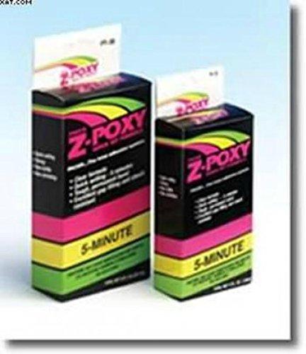 Zap-Z-Poxy 5 Min, 8 oz G-PT38 [Toy]