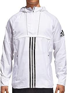 Athletics ID Woven Anorak - Mens Collegiate Navy CV3269