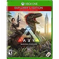 ARK Survival Evolved Explorer's Edition Xbox One サバイバル 進化したエクスプローラのエディション北米英語版 [並行輸入品]