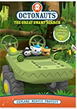 Octonauts The Great Swamp Search