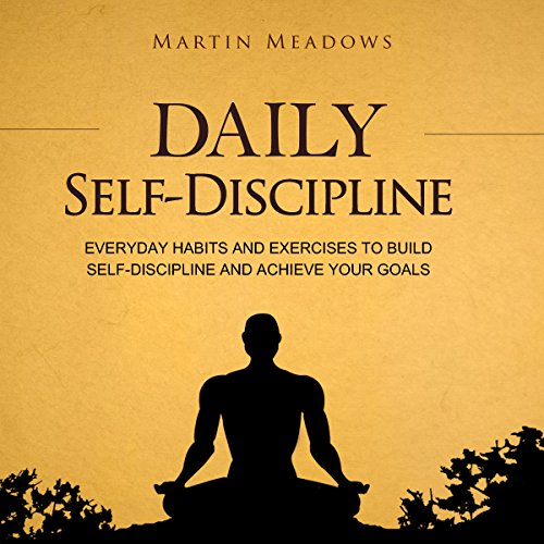 Daily Self-Discipline audiobook cover art