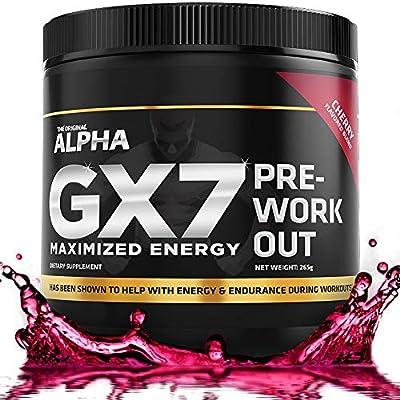 Vitamin Bounty Gx7 - Pre Workout