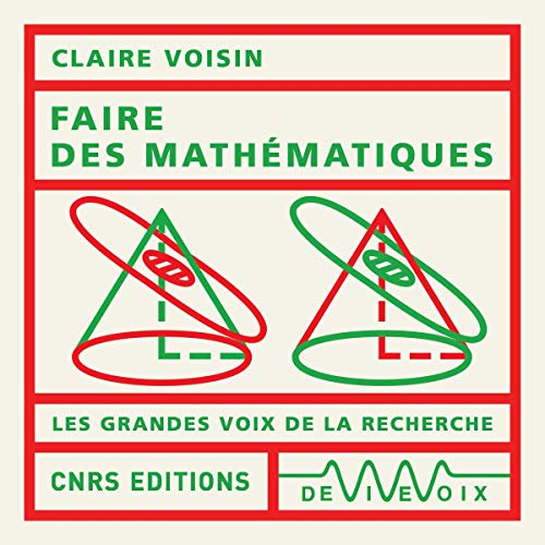 Couverture de Faire des mathématiques