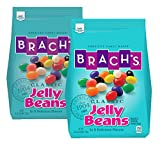 Brach's Classic Jelly Beans, Assorted Flavors, 3.38 Pound Bulk Candy Bag, Pack of 2...