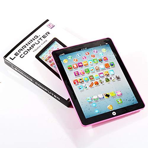 HOOGAO Lernen-Maschine Früherziehung für Kinder Touch Screen Tablet Pad Englisch Lernen Maschine Schulbücher