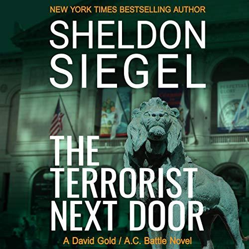 『The Terrorist Next Door』のカバーアート