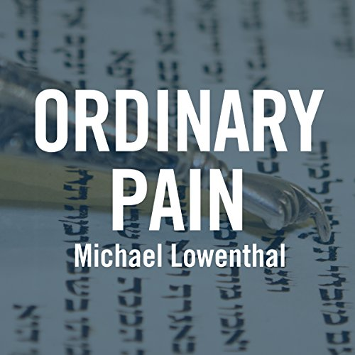 Ordinary Pain audiobook cover art