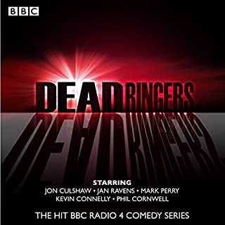Dead Ringers: Series 12                   By:                                                                                                                                 Tom Jameson,                                                                                        Nev Fountain                               Narrated by:                                                                                                                                 full cast,                                                                                        Jan Ravens,                                                                                        Jon Culshaw                      Length: 2 hrs and 47 mins     14 ratings     Overall 4.9