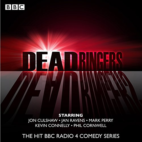 Dead Ringers: Series 12 cover art