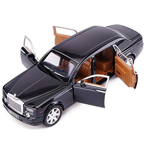 modellini di automobili Oxford Diecast ROLLS Royce Phantom III-nero