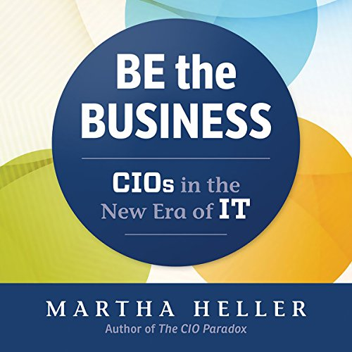Be the Business audiobook cover art