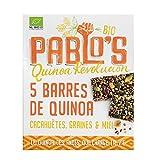 PABLO'S QUINOA REVOLUCION Barres de Quinoa Bio sans Gluten
