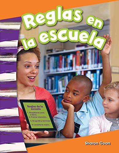 Reglas en la escuela (Rules at School) (Social Studies Readers : Content and Literacy) ⭐