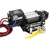 Bulldog Winch 4400 Pound (15019) Trailer Winch/Utility Winch