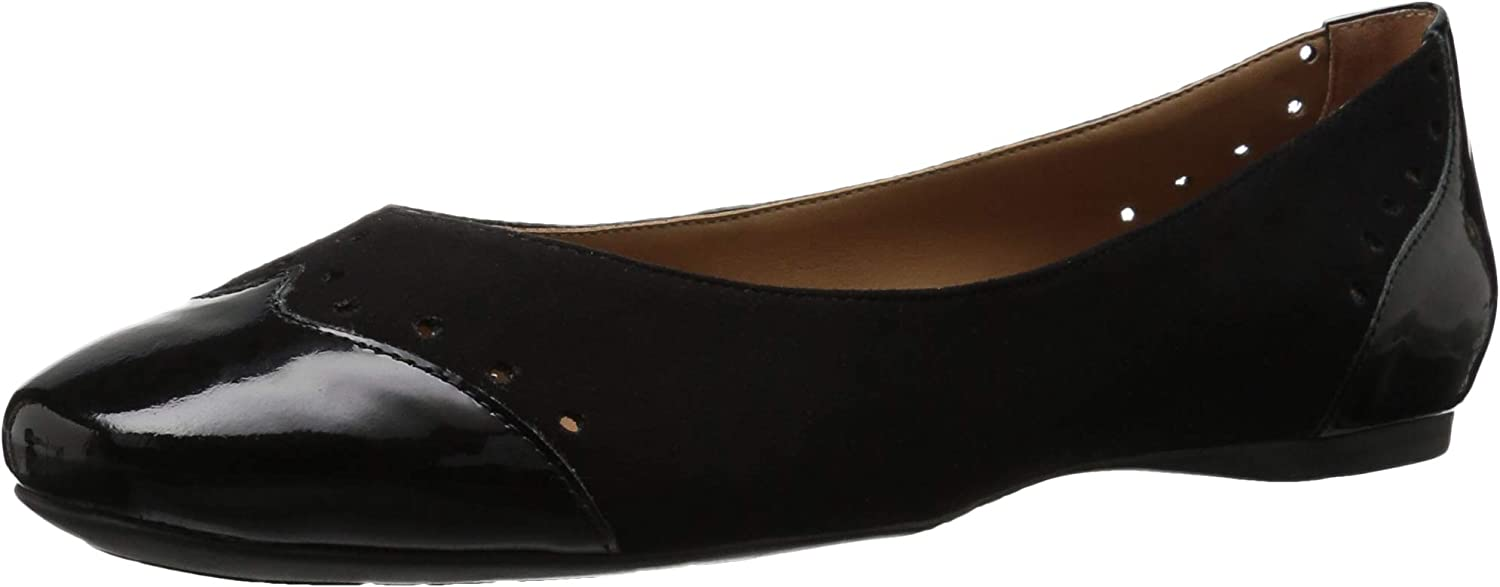 French Sole FS NY Womens Civil Ballet Flat