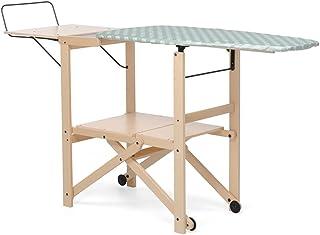 Foppapedretti Asso - Tabla de planchar plegable de madera maciza