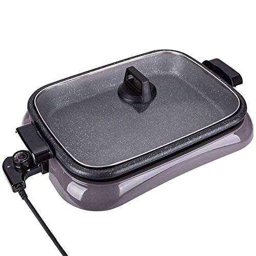 RTRD Maifan Piedra eléctrica Pan para Hornear eléctrico, Papel de horneado eléctrico...
