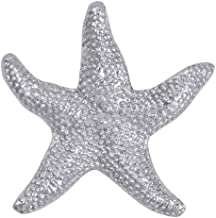 MARIPOSA Starfish Napkin Weight, Silver