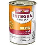 Animonda Integra Protect Nieren mit Rind | Diät Hundefutter | Nassfutter bei chronischer...