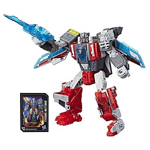 Hasbro C0277EU4 Transformers Generations Titans Returns Voyager Class Blunderbuss und Broadside
