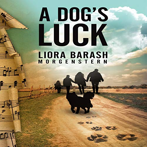 A Dog's Luck audiobook cover art