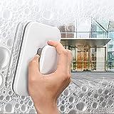 Limpiador de Cristal de Doble Cara, InLoveArts Limpiador de Ventana magnético, Herramienta de Limpieza de Ventanas magnética, para Ventanas de Alto Espesor de 18-30 mm