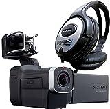 Zoom Q8 Handy Audio Video Rekorder Camcorder Kamera + keepdrum Kopfhörer