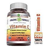 Amazing Formulas Vitamin C 1000 Mg,Tablets - (Non-GMO,Gluten...