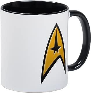 CafePress STAR TREK Classic INSIGNIA Mug Unique Coffee Mug, Coffee Cup