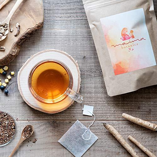 たんぽぽ茶 黒豆茶 とうもろこし茶 マイマ(maima)母乳育児サポート茶 ブレンドティ 厳選10種の無添加素材 デリケートな授乳期に 100%無添加 ノンカフェイン、農薬残留試験の検査済み
