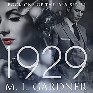 1929 Jonathan's Cross - Book One (The 1929 Series)                   By:                                                                                                                                 M. L. Gardner                               Narrated by:                                                                                                                                 Maxine Lennon                      Length: 16 hrs and 34 mins     1 rating     Overall 4.0