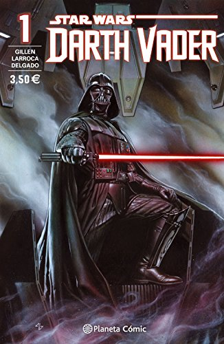 Star Wars Darth Vader nº 01/25 (estándar) (Star Wars: Cómics Grapa Marvel)
