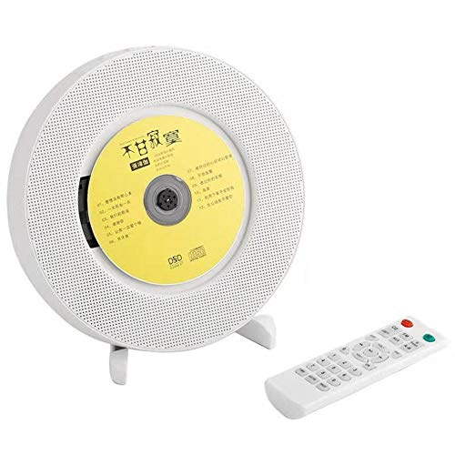 Reproductor de CD doméstico, Reproductor de DVD DVD Bluetooth + Hangable + Reproductor de música