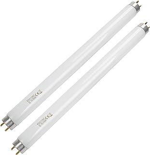 SENITEK EARPADS 2 Pack Replacement UV Light Bulb 10W for 20W Electric Bug Zapper,13inch 10W Replacement UV T8 Lamp Bulb Li...