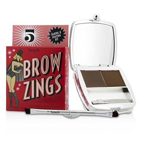 Benefit - Brow Zings (Total Taming Shaping Kit For Brows) - #5 (Deep) 4.35g/0.15oz