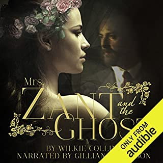 Couverture de Mrs. Zant and the Ghost