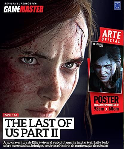 Superpôster Game Master - The Last Of Us Parte II #1: Revista Superpôster