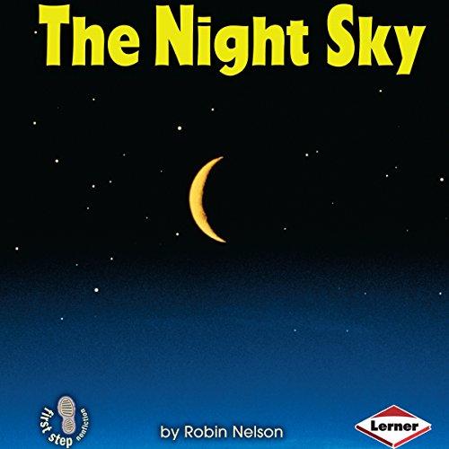 The Night Sky audiobook cover art
