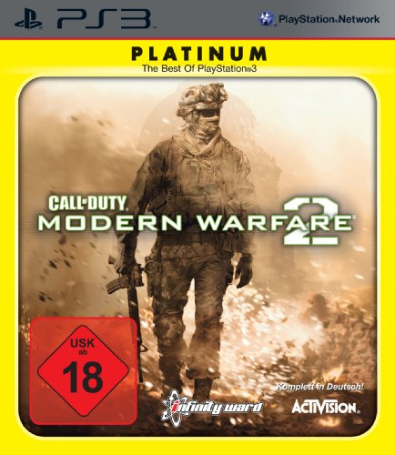 Call of Duty: Modern Warfare 2 [Platinum]