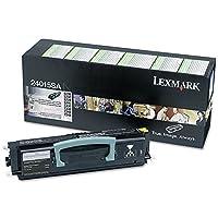 元Lexmark 24015sa 2000Yieldブラックトナーカートリッジ–小売