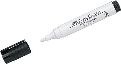 Faber Castell Pitt White 101 Artist Pen