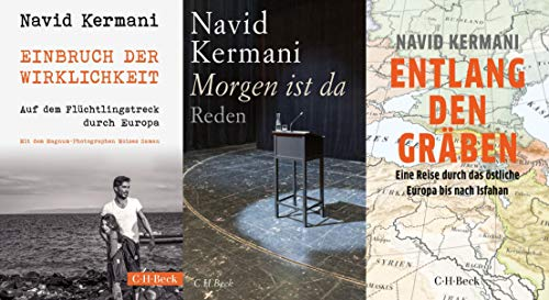 3 Titel von Navid Kermani im Set