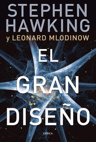 Libro El gran diseño de Stephen Hawking