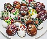 russian Easter Decorative Thermolabel Jostovo, Hohloma, Hram Пасхальная декоративная пленка Хохлома-Гжель Жостово