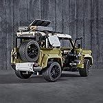 Trasera LEGO Technic Land Rover Defender