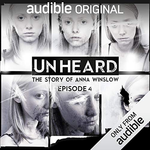 Ep. 4: A Voice from the Past (Unheard) audiobook cover art