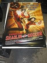 SHAOLIN SOCCER/ORIG. U.S. ONE SHEET MOVIE POSTER (STEPHEN CHOW)